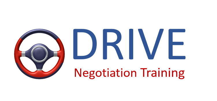 Negotiation skills drive