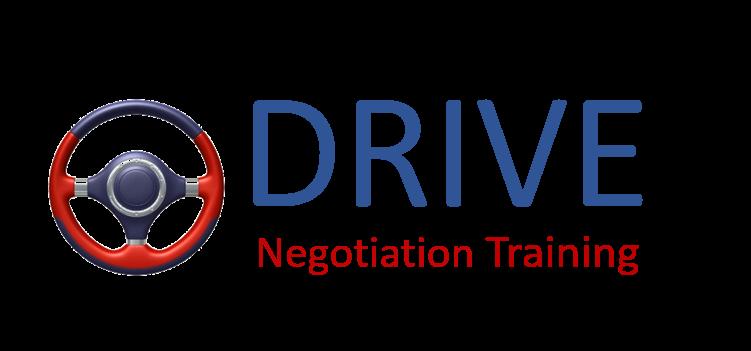Negotiation skills drive
