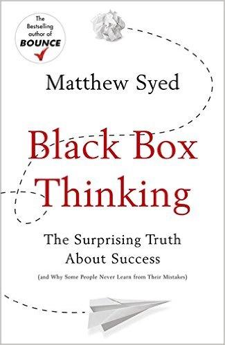 Training - Black Box Thinking