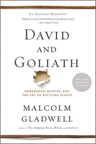 Soft skills training David and Goliath