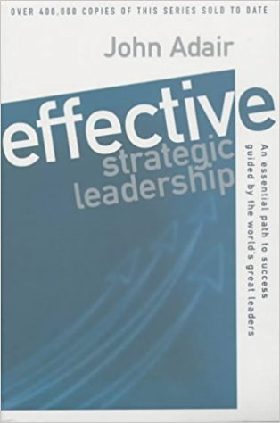 book reviews Effective strategic leadership