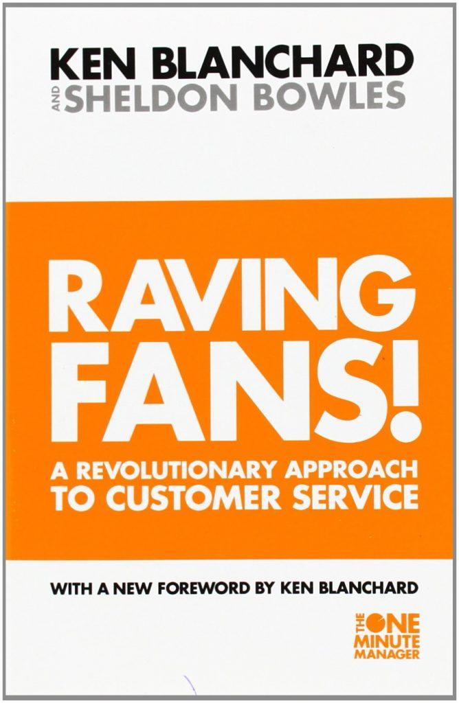 Book reviews Raving Fans