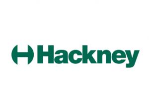 Hackney logo with border