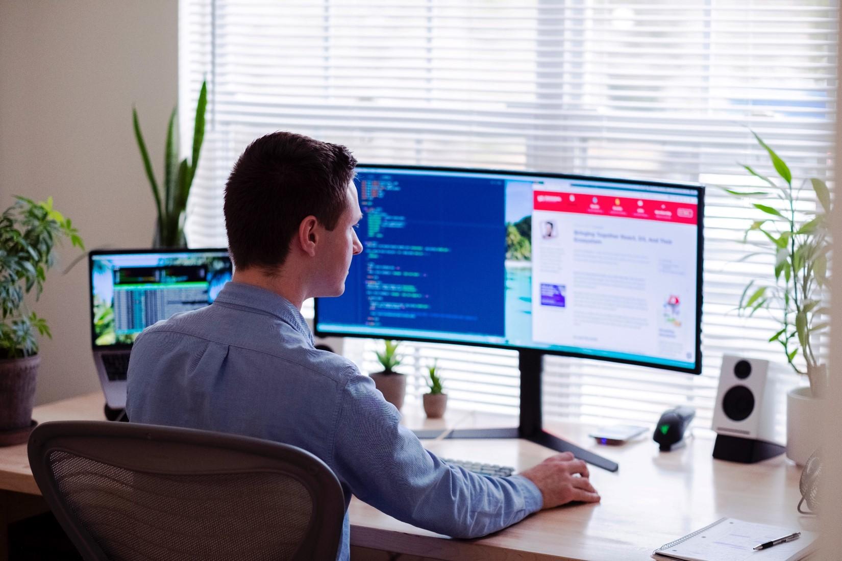 Virtual Presentation Skills Training home